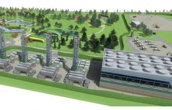Geothermal plant & resort Draškovec