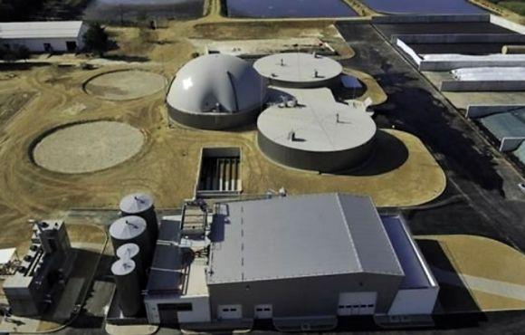 Biomass fired cogeneration plant Vinkovci
